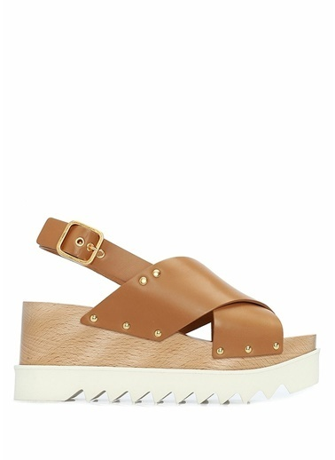 Stella McCartney Sandalet Taba
